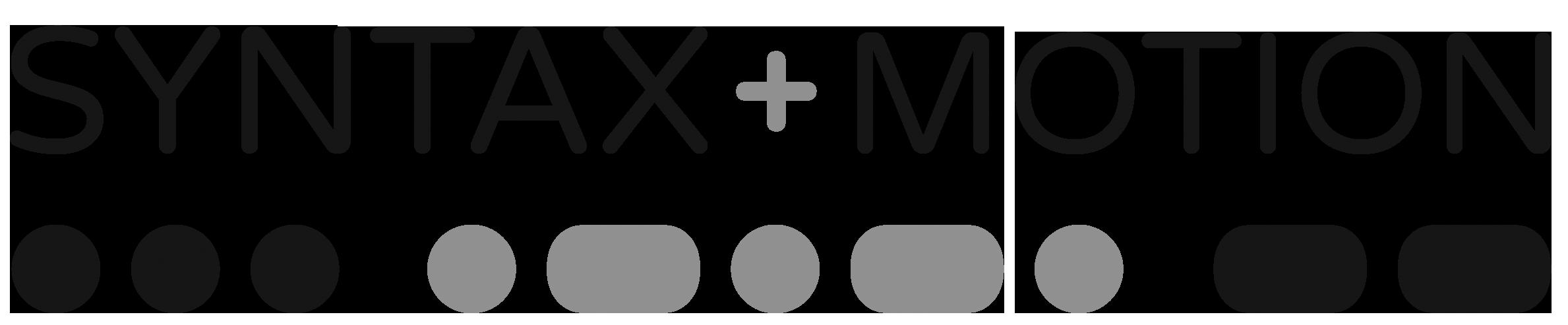 Syntax Logo_Gray