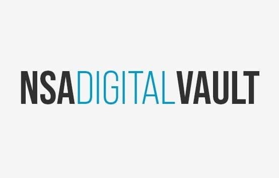 NSA Digital Vault logo
