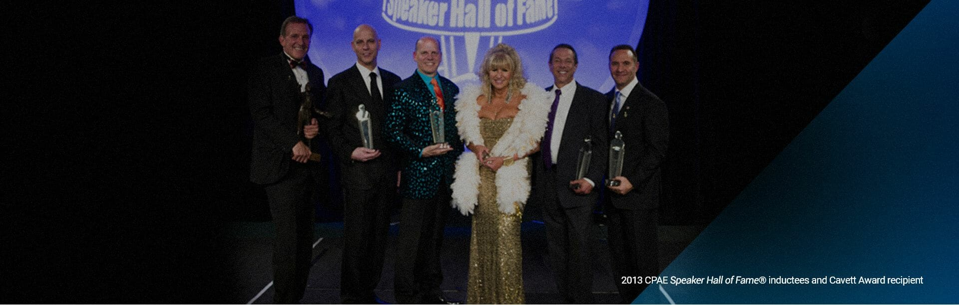 2013 CPAE Speaker Hall of Fame Inductees and Cavett Award recipient