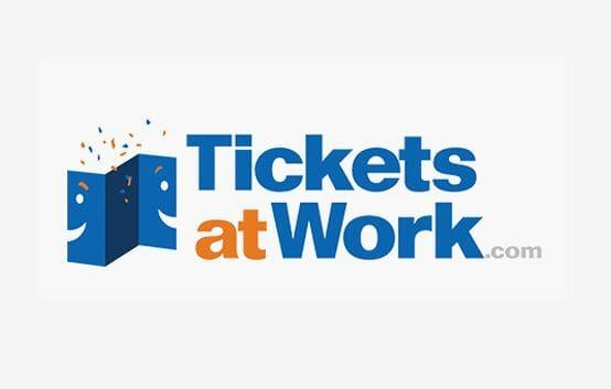 Tickets at Work logo