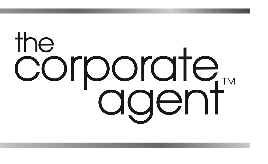 The Corporate Agent Logo_Gray