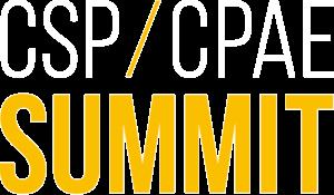 CSP / CPAE Summit